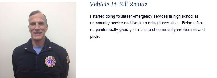 Bill Schulz - Vehicles Lt