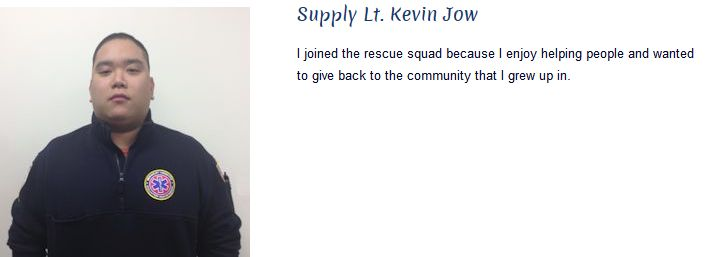 Kevin Jow - Supplies Lt